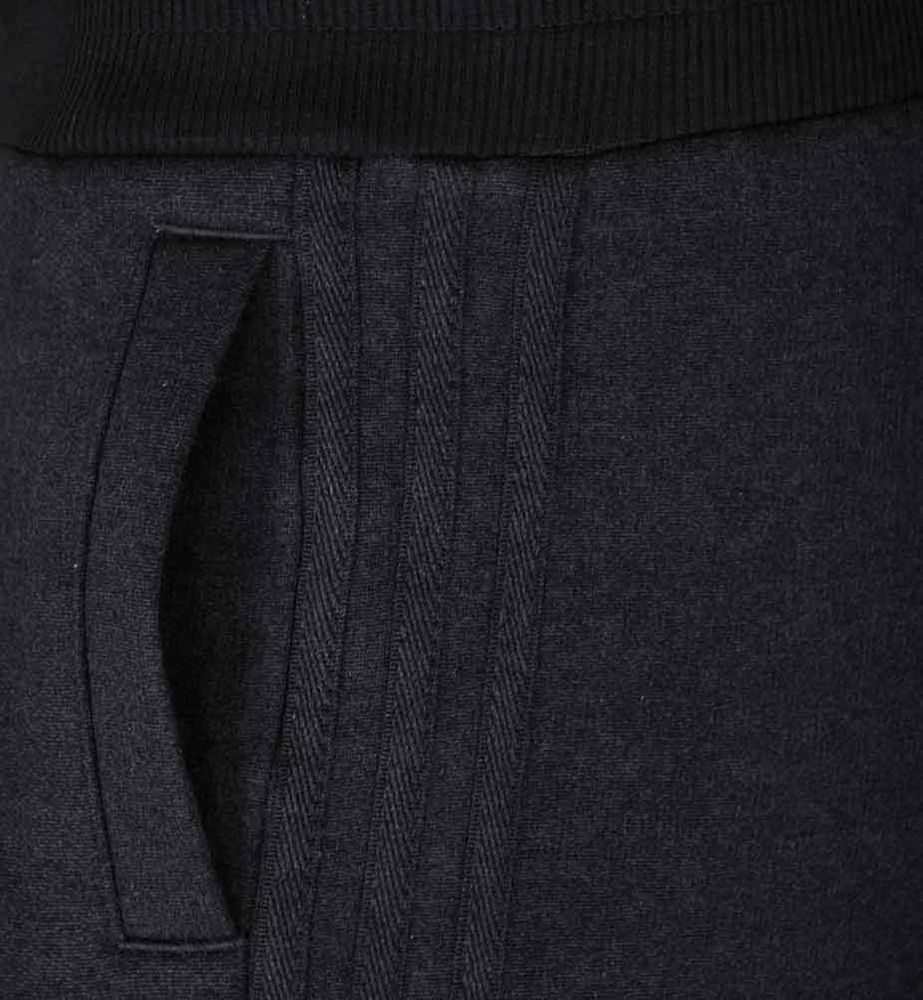 Adidas Sport ESS Short Herren Originals Trefoil Fleece Sweat Shorts Fitness Schwarz – Bild 5