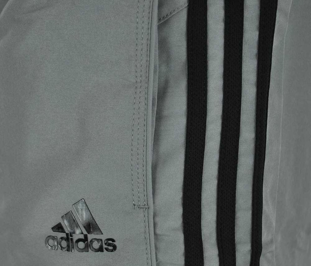 Adidas ESS 3S Chelsea Shorts Herren ClimaLite Short Funktionsshort Kurze Hose Grau – Bild 2