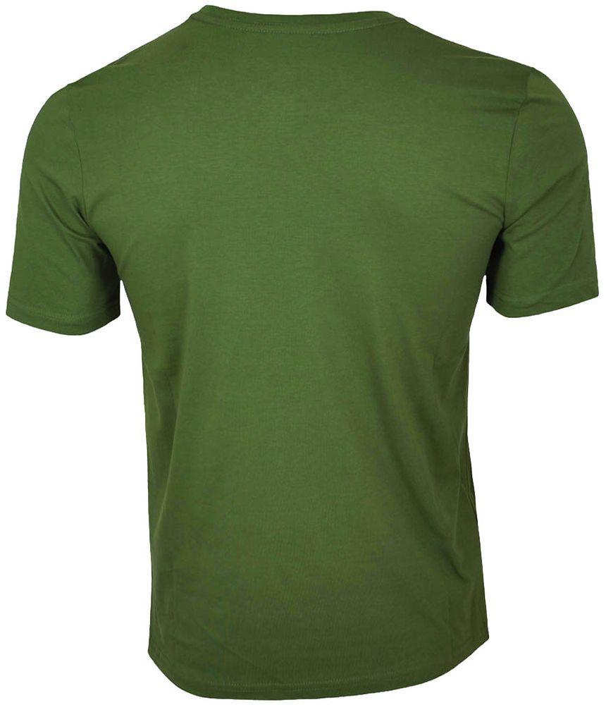 Nike Core Tee Herren Sport Slim Fit Fitness Baumwolle Shirt T-Shirt Grün – Bild 3