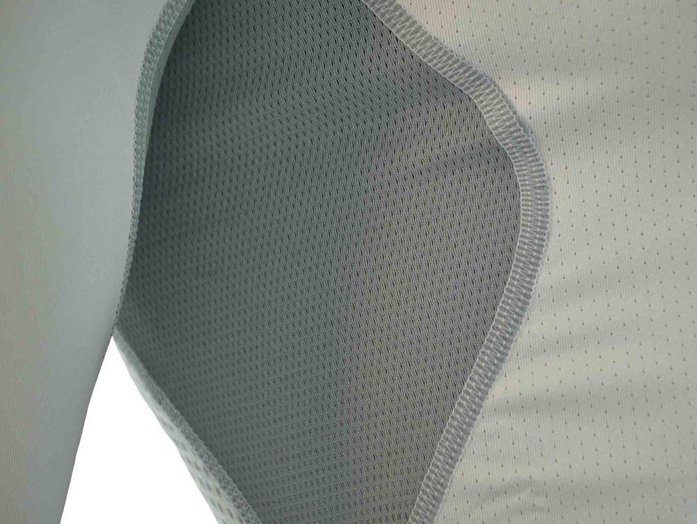 Adidas Cool LS P Techfit ClimaCool Longshirt Herren Compression Stretch Shirt Weiß – Bild 3