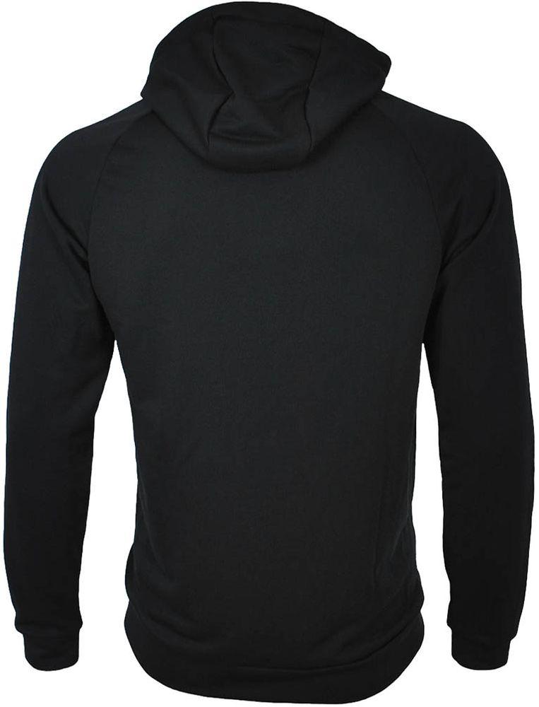 super popular 29897 e525d Nike FL Club 19 Classic Hoodie Herren Kapuzenpullover Sweatshirt Hoody  Schwarz/Weiß