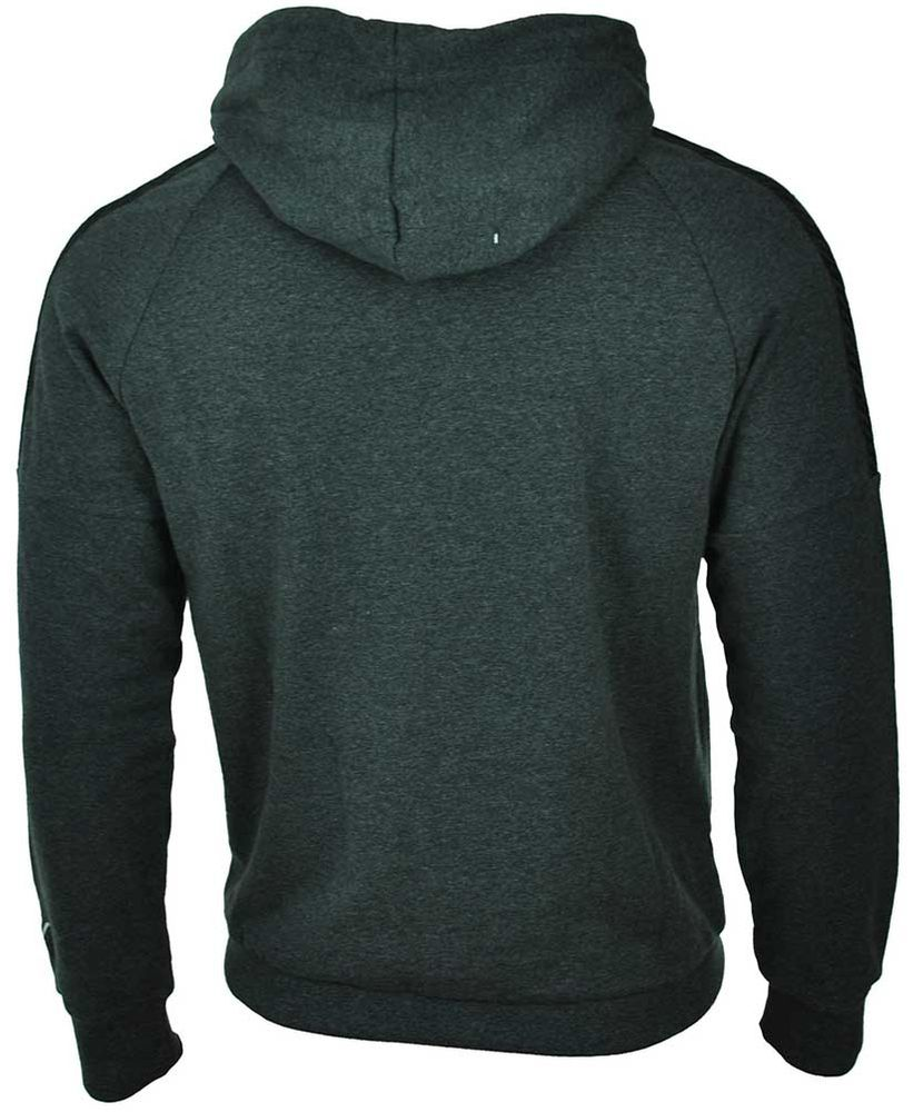 Puma F. Athletics Hooded Sweat Mens Herren Kapuzen Sweatshirt Grau – Bild 2