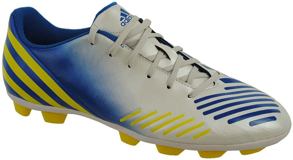 Adidas Predito LZ TRX HG Men's soccer shoes white cams