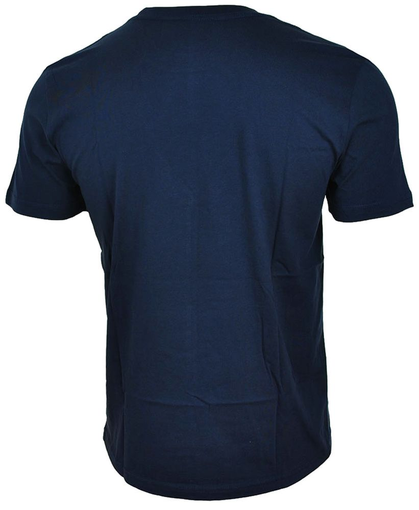 Puma Graphic Tee Herren Sport Fitness Training T-Shirt Navy – Bild 2