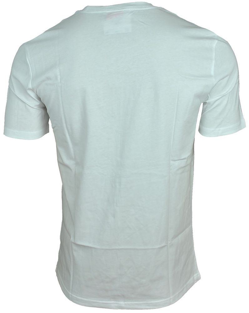 Puma Super Tee mens Herren Sport Freizeit Training T-Shirt Weiß – Bild 2