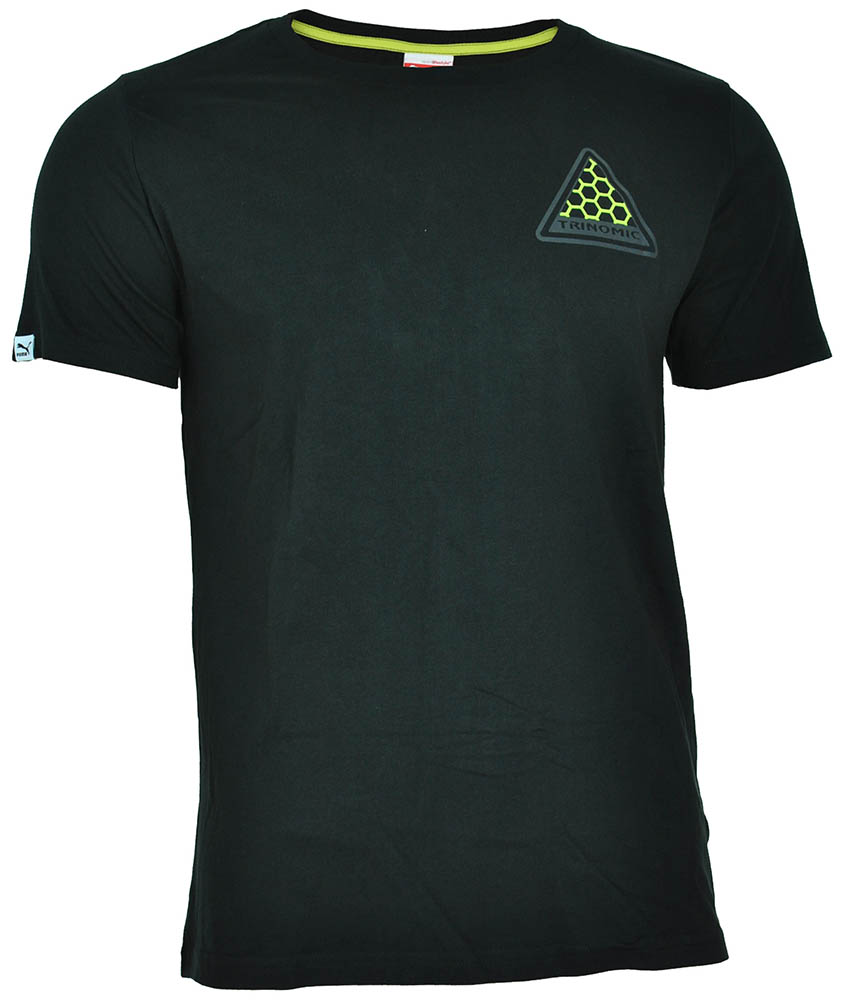 Puma XT Tee mens Herren Sport Freizeit Trinomic T-Shirt Schwarz – Bild 1