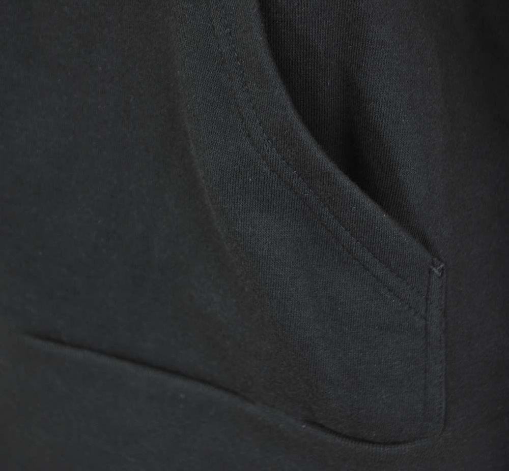 Reebok OTH Hoody Womens Damen Kapuzen Sweat Hooded Slim Fit Schwarz – Bild 3