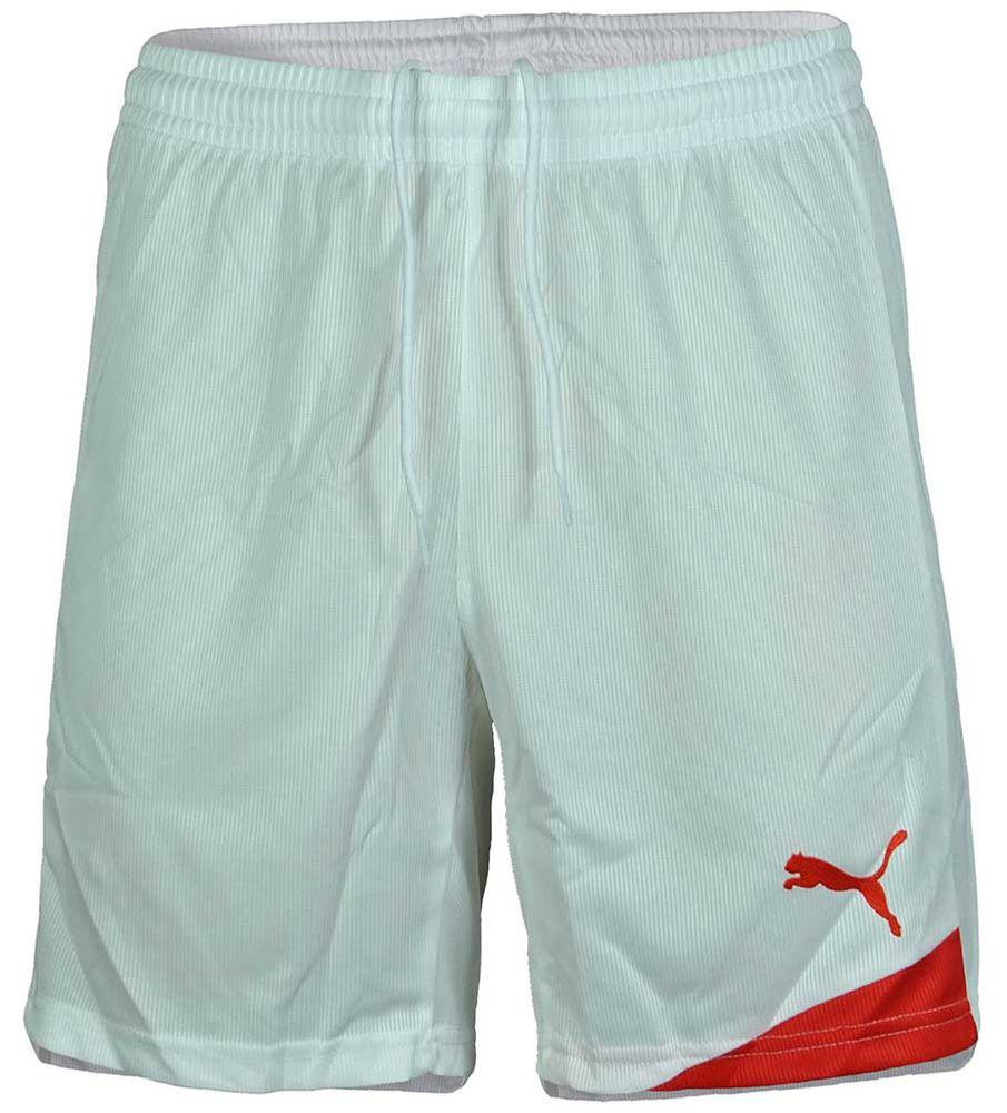 Puma Esito Shorts Mens w/o inner Slip Herren Short Trainingsshort Weiß