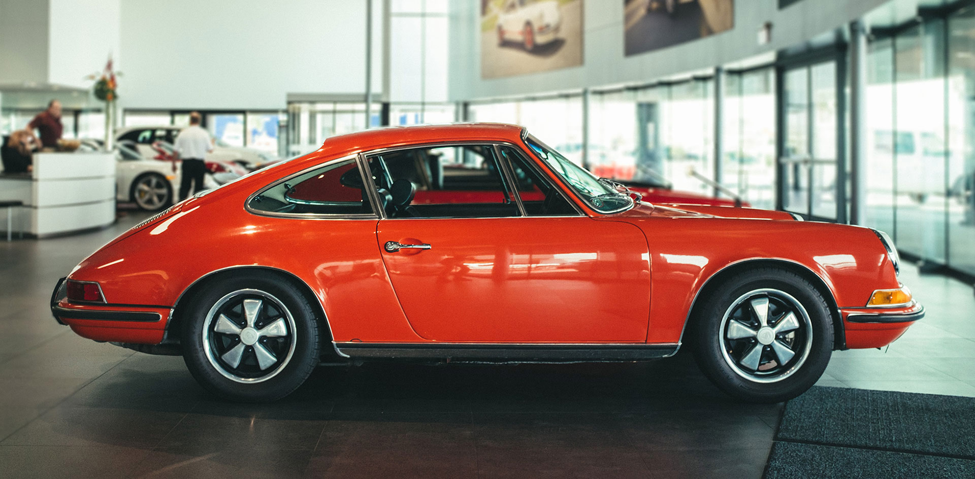 Porsche Fuchs Wheels From The Beginning Until Today Cw Performance Wheels Gmbh