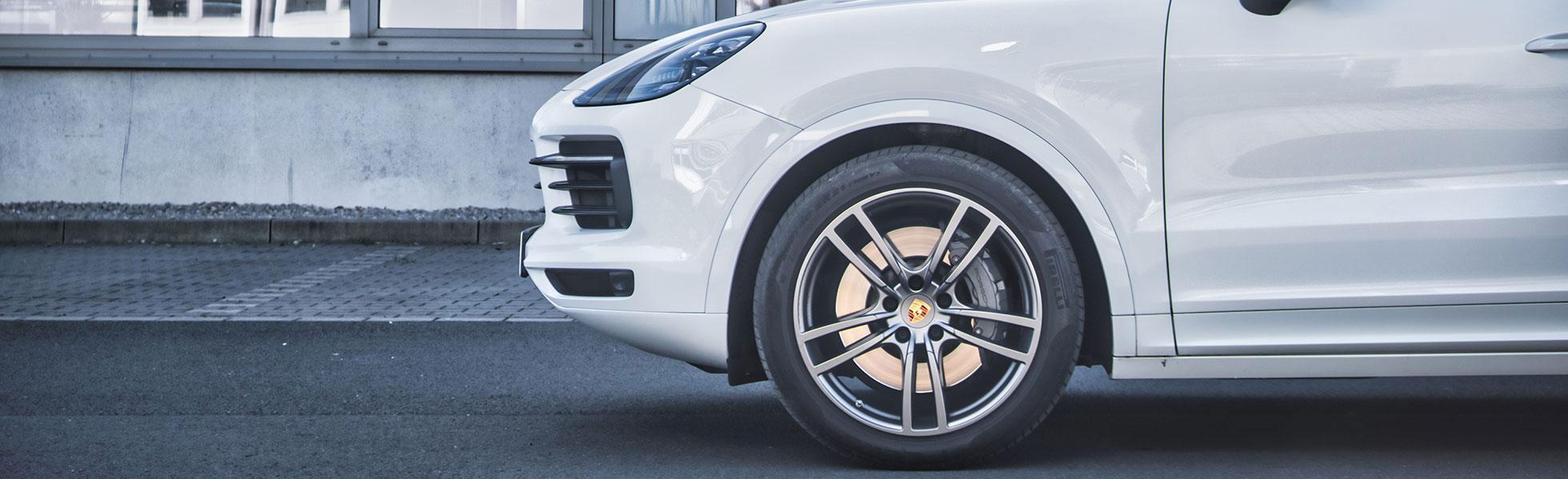 Porsche Cayenne Buy Rims & Complete Wheels