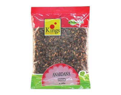 Kings - Anardana Seeds (Pomegranate Seeds) - 100g