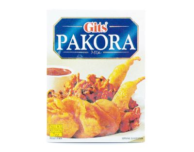 GITS - Pakora Instant Mix for Indian Breaded Dough - 200g