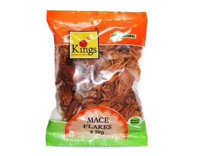 Kings - Mace Flakes Nutmeg (Javitri) - 50g
