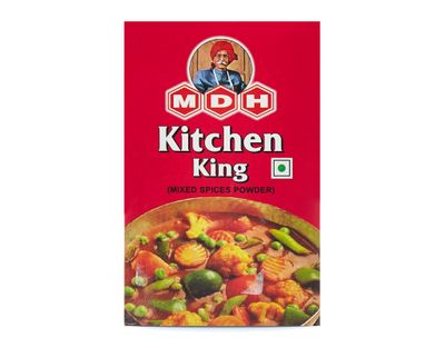 MDH - Kitchen King Spice Mix for Savory Vegetable Dishes - 100g