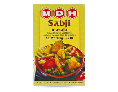 MDH - Masala Sabji Spice Mix for Vegetable Dishes - 100g