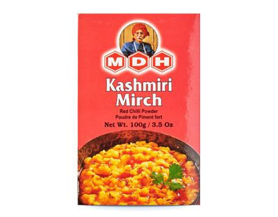 MDH - Kashmiri Mirch Chilli Powder - 100g