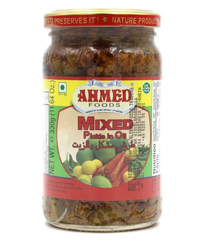 Ahmed Pickle Mixed - 330 Grams