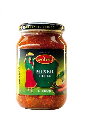 Schani Mixed Pickle - 500 Grams