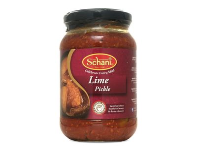 Schani - Lime Pickle - 500g