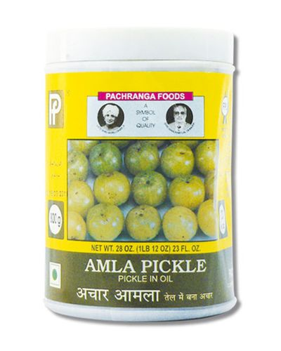 Pachranga Foods - Amla Pickle - 800 Grams