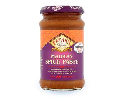Patak's - Madras Spice Paste - 283g