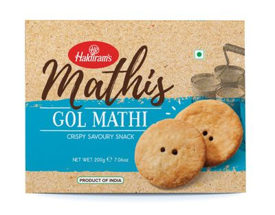 Haldiram - Mathis Gol Mathi