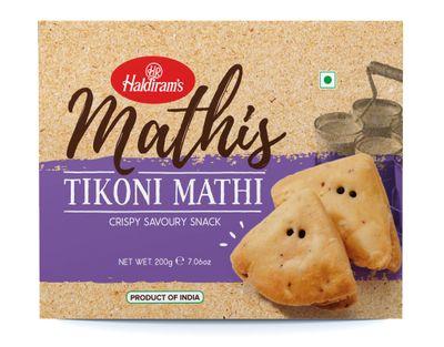 Haldiram - Mathis Tikoni Mathi
