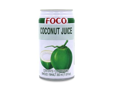 FOCO - Coconut Juice Drink - 350ml