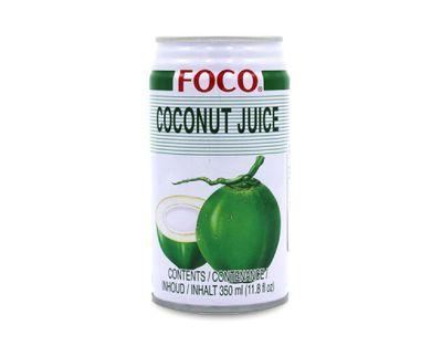 FOCO - Coconut Juice Drink - 350ml