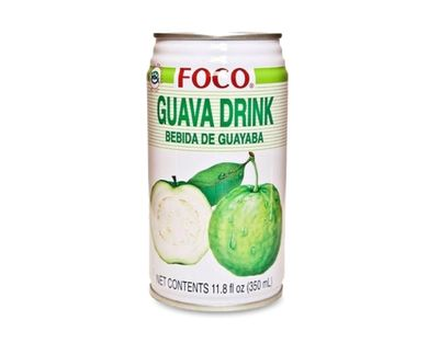 FOCO - Guava Juice Drink - 350ml