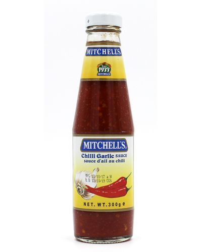 Mitchell's Chilli Garlic Sauce - 300 Grams