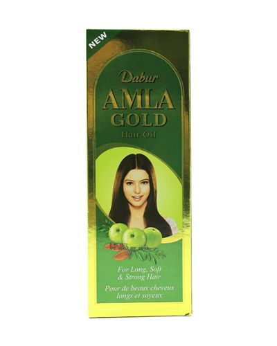 Dabuir Amla Gold Hair Oil - 300 mL