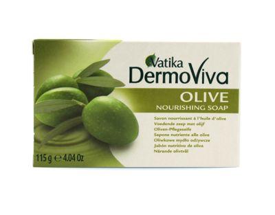 Vatika Naturals - Dermoviva Olive Soap - 115g