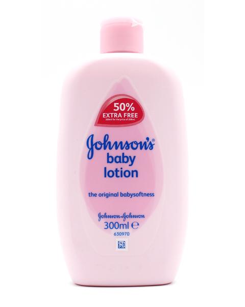Johnson's Baby Lotion - 300 mL – Bild 1