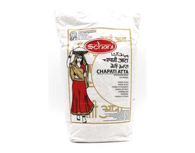 Schani - Chapati Atta Wheat Flour (white) - 10kg