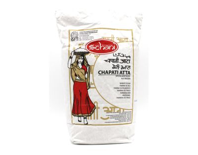 Schani - Chapati Atta (Whole Wheat Flour) Brown - 10kg