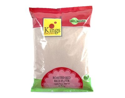 Kings - Red Rice Flour (roasted) - 1kg
