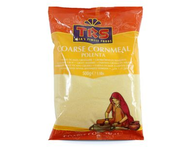 TRS Cornmeal Coarse - 500 Grams