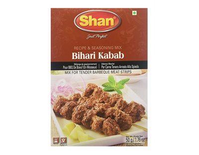 Shan - Bihari Kabab BBQ Spice Mix - 50g