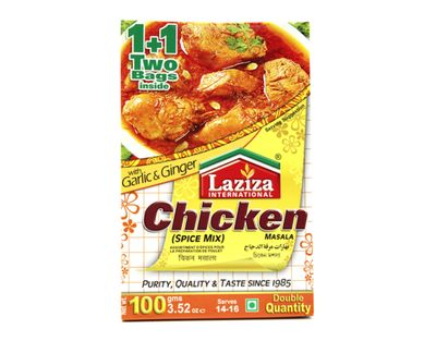 Laziza - Chicken Masala Mix - 100g