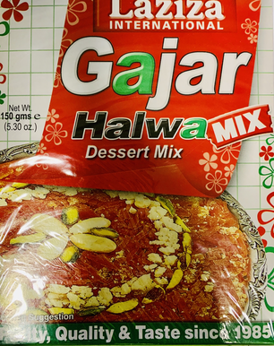 Laziza Gajar Halwa Mix - 150 Grams