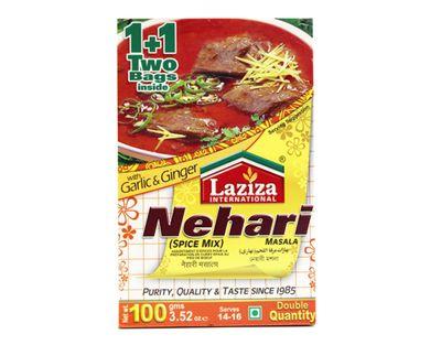 Laziza - Nehari Masala Mix - 100g