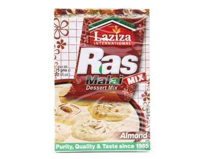 Laziza - Ras Malai Almond Mix for Milk Balls - 75g