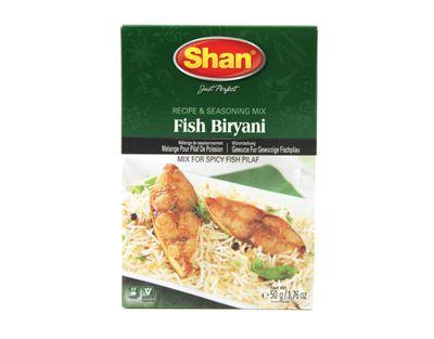 Shan - Biryani Spice Mix for Fish - 50g