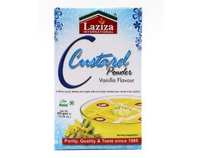 Laziza - Custard Powder Vanilla Flavor - 300g