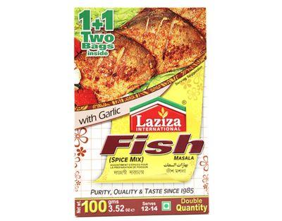 Laziza - Fish Spice Masala Spice Mix - 100g