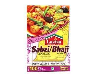 Laziza - Sabzi/Bhaji Spice Mix - 100g