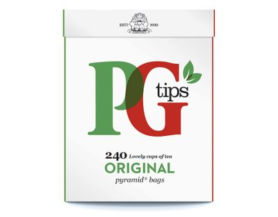 PG Tips - Black Tea - 240 teabags