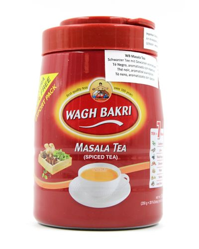 Wagh Bakri Masala Tea - 300 Grams