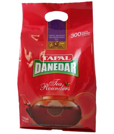 Tapal Tea Danedar - Tea Bag Pouch (300'S)